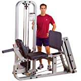Body-Solid-Pro-Club-Line-SLP500G2-Leg-Press-with-210-Pound-Weight-Stack