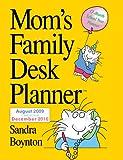 Mom's Family Desk Planner 2009