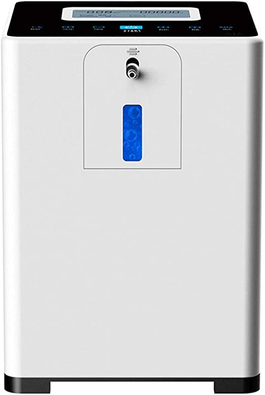 Amimilili Portable Concentrador y generador de oxígeno Oxygen ...
