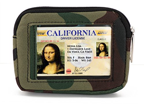 Be Safe DayMaker Zipper Wallet product image