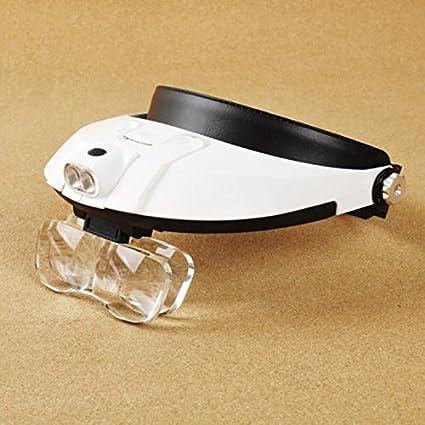 amazon com lychee headband headset head led lamp light jeweler