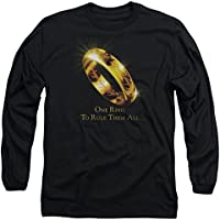 Lord of the Rings - One Ring Men's Long Sleeve T-Shirt
