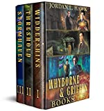Whyborne and Griffin, Books 1-3: Widdershins, Threshold, and Stormhaven (The Whyborne & Griffin Series Box Sets Book 1)