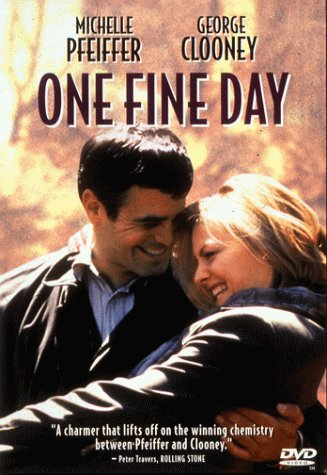 Amazon Com One Fine Day Michelle Pfeiffer George Clooney Mae Whitman Alex D Linz Charles Durning Jon Robin Baitz Ellen Greene Joe Grifasi