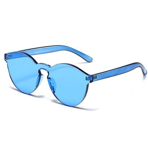 LTAYZ Damas, Playa Individualidad Gafas de Sol, Moda ...