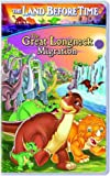 The Land Before Time X - The Great Longneck Migration [VHS]