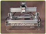 DIY Laser Engraving machine Laser Engraver Laser Cutter Desktop Laser Cutting Logo Picture Marking 17x20cm - 200mw