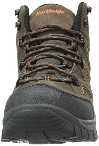 Pictures of Northside Mens Snohomish Leather Waterproof Mid Hiking 6