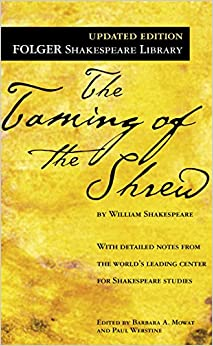Book review of the taming of the shrew
