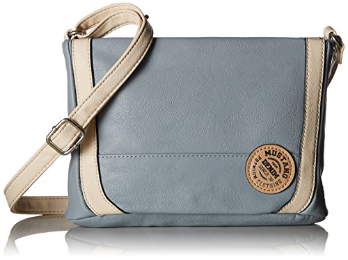 Gris Sacs Shoulderbag grey Shz Mustang Menotte Madison Maine qYvw74H