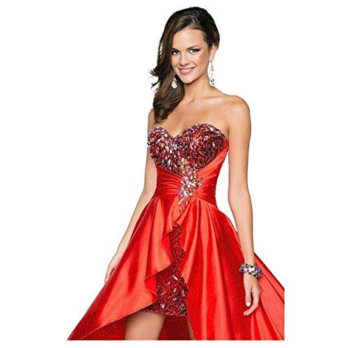 JBZYM VD79011C4 Rich Silk Silk Women Dresses - Size ()