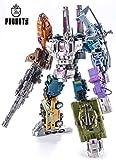 Pocket Toys Transformer PT-05 Bruticus