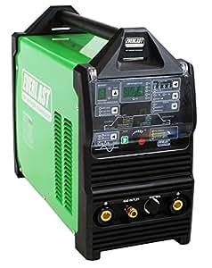 Everlast PT325EXT Everlast PowerTIG 325EXT 320 AMP Digital ACDC TIG welder with advance pulse, , green