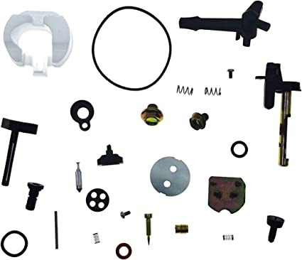 Cancanle Kit de reparaci/ón de carburador Honda GX120 GX160 GX200 GX390 188F 168F 5.5HP 6.5HP 13HP 4 Tiempos Motor Bomba de Agua c/ésped generador de Piezas