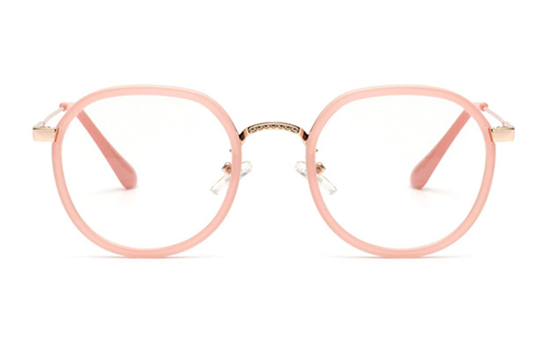 SMX Gafas Neutras para/Eliminan la Fatiga y la Irritación Visual/Gafas Anti LUZ Azul y UV para Pantalla/Filtro luz Azul de Descanso para pcGafas Retro ...