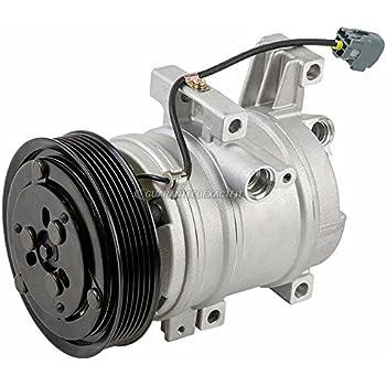 AC Compressor & A/C Clutch For Mazda 6 & 3 - BuyAutoParts 60-03142NA NEW