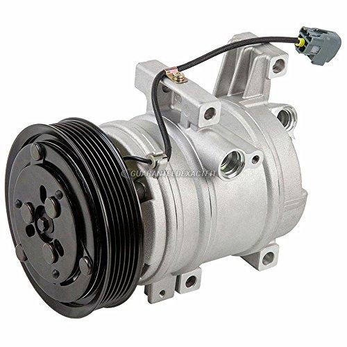 Mazda 6 A/c Compressor - AC Compressor & A/C Clutch For Mazda 6 & 3 - BuyAutoParts 60-03142NA New