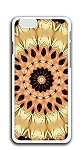 TUTU158600 Custom made Case/Cover/ case for iphone 6plus for men - Brown Center map