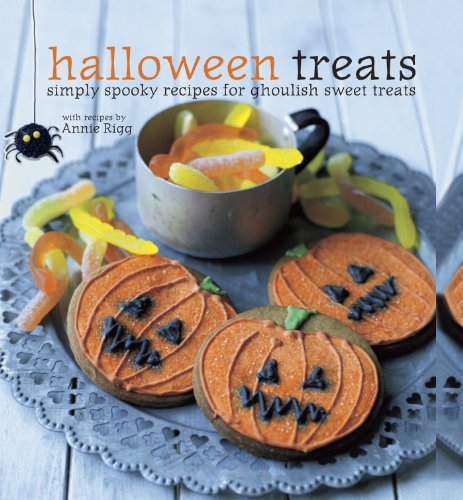 Halloween Treats: Simply spooky recipes for ghoulish sweet treats]()