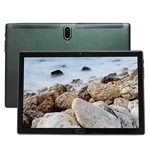 Tablet 10.1 Inch Android 10.0 4G Phone Tablets with 4GB RAM+64GB ROM Dual Sim Card 5MP+ 8MP Camera, WiFi, Bluetooth, GPS…