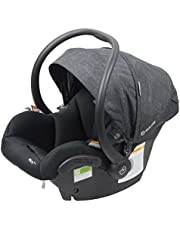 MAXI COSI Mico Plus Newborn Baby Capsule with ISOFIX & Air Protect, Nomad Black