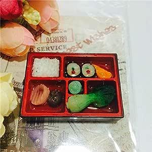 2 UNIDS Artificial Sushi Imanes de Nevera Comida Japonesa ...