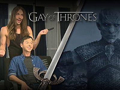 Gay Of Thrones S5 EP 8 Recap: Hardbone with John Milhiser