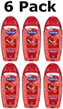 Softsoap Juicy Pomegranate and Mango Infusions Travel Size Small Body Wash, 2 Fl Oz / 59 mL (6 Pack)