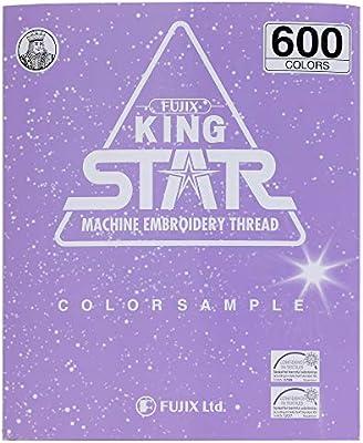 hilo de la maquina de coser del bordado Fujix (Fujix) Astro Rey ...