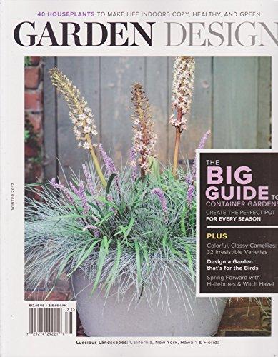 Cheap  Garden Design Magazine Winter 2017