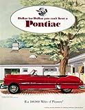 1951 Ad Pontiac Eight General Motors Division