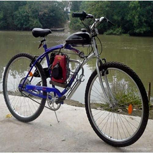 Kit de motor de 4 tiempos de 49 cc, kit de motor de bicicleta de 4 tiempos, motor de gasolina motorizado para bicicletas de 26 pulgadas: Amazon.es: Bricolaje y herramientas