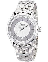 ORIS watches Artelier Date 733 7591 4051M Men's