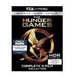 The Hunger Games Collection (4K Ultra HD + Blu Ray + Digital HD)