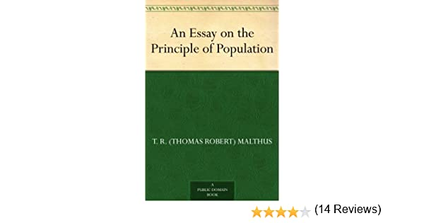 Thomas Malthus And Population Growth - YouTube