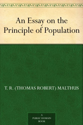 Essay on the principle of population