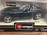 1993 Dodge Viper RT/10 diecast Diamonds 1:18 scale by Burago