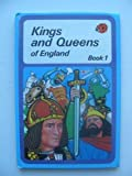 Kings and Queens of England, Ladybird Books Staff, 0721405606