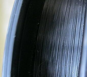 """Tungsten / wolfram wire 0.0375 mm (0.0015"""") 10m (32'),"""