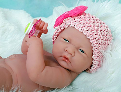 Berenguer Scented Doll (Adorable and Simply Beautiful Preemie Berenguer La Newborn Doll + Extras)