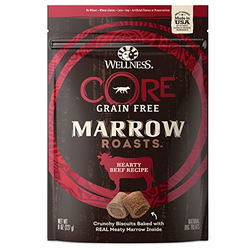 Wellness-CORE-Marrow-Roasts-Natural-Grain-Free-Dog-Treats-8-Ounce-Bag