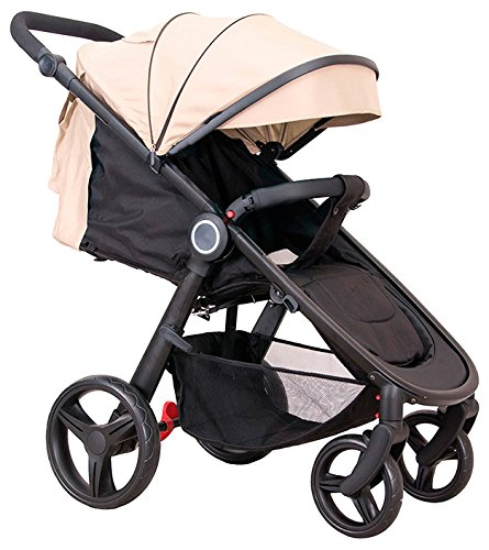 Silla de Paseo Star Ibaby Air, color black