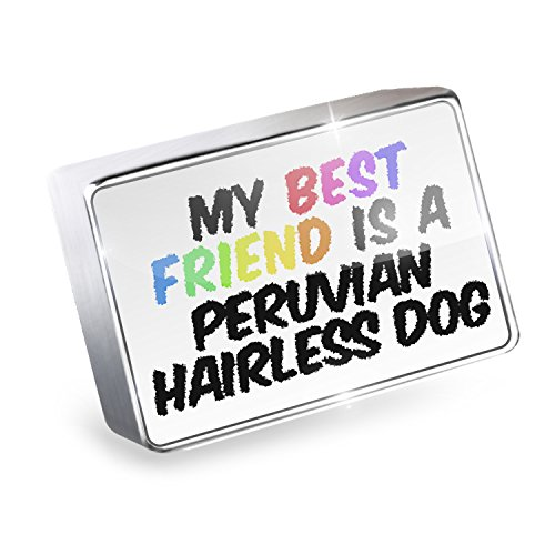 Floating Charm My best Friend a Peruvian Hairless Dog from Peru Fits Glass Lock (Hairless Peruvian Dog)