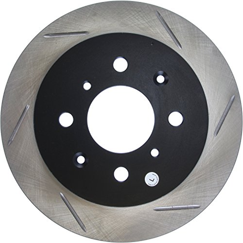 Integra Power Slot - Power Slot 126.40017SL Slotted Brake Rotor