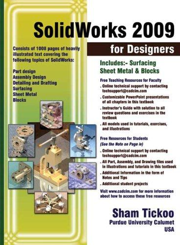 SolidWorks 2009 for Designers