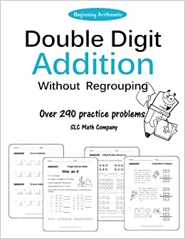 Double Digit Addition Without Regrouping (Over 290 Practice Problems ...