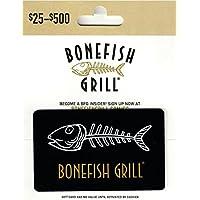 Bonefish Grill Gift Card