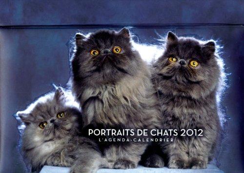 Portraits de chats 2012 - L'agenda-calendrier