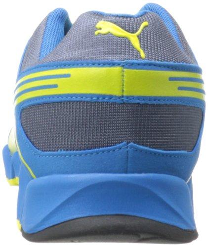 Puma Shintai Runner Pf las zapatillas de running Grisaille / Blue / Yellow