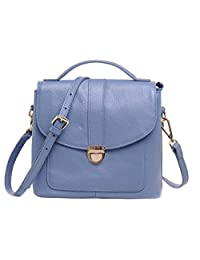 SAIERLONG New Womens Cowhide Genuine Leather Handbags Shoulder Bags